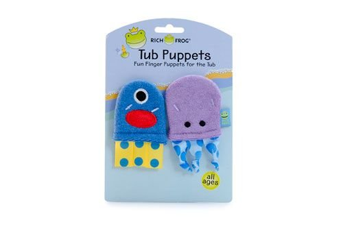 Rich Frog Sea Monsters Tub Puppets - 1