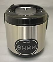 aroma arc 998 16 cup cool touch digital rice cooker stainless rh kitchen blog reviews blogspot com