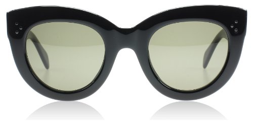 celine-sunglasses-41050-s-frame-black-lens-green