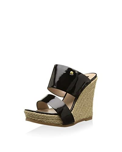 Juicy Couture Sandalias de cuña Negro