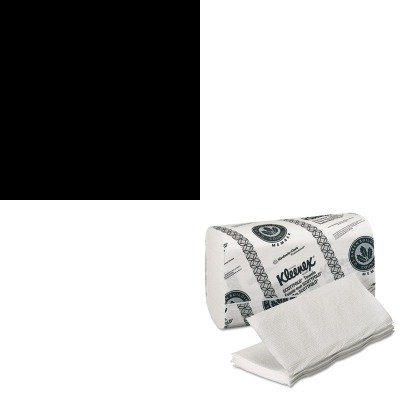 KITFPIEBC72FMANKIM13253 - Value Kit - KIMBERLY CLARK KLEENEX Folded Paper Towels (KIM13253) and Fresh Products Eco Fresh Bowl Clip (FPIEBC72FMAN)