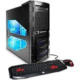 IBUYPOWER WA550B Desktop (4X 3.8 Ghz 1TB HDD 8GB RAM Win7) (Certified Refurbished)