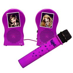 Bratz: Sing-Along Microphone And Speaker