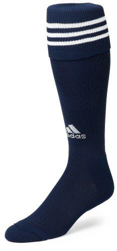 adidas Copa Zone Cushion Sock, Collegiate Navy/White, Medium