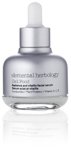 Elemental Herbology Cell Food - Protection & Repair Facial Serum-1Oz.