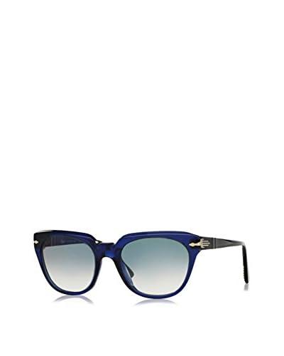 Persol Occhiali da sole Po3111S 181/ 3F (50 mm) Blu/Grigio