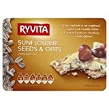 Ryvita Sunflower Seeds & Oats Crispbread 200G