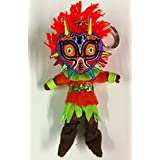 Skull Kid with Majora's Mask Voodoo String Doll (Color: Multi-colored, Tamaño: 3inx2.5in)