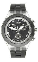Swatch Men's Irony Chrono watch #SVCK4035G