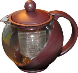 Teapot (Multy Function) By Aurora 24Oz (Aprox)
