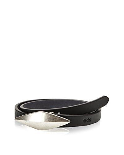 edc by Esprit Cintura Pelle Diamond copper belt [Marrone]