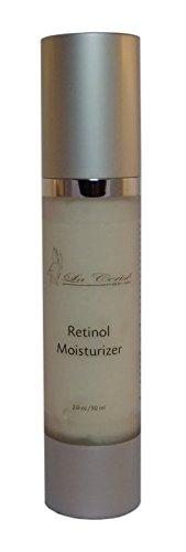 La Cerise Retinol Moisturizer With Hyaluronic Acid, 2 Fluid Ounce