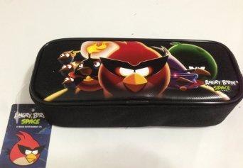 Angry Bird Pencil Case - Black