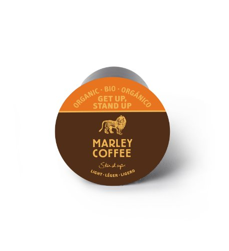 Marley Coffee,Get Up, Stand Up, Single Serve