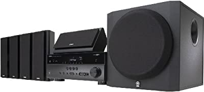 Yamaha YHT-797 5.1-Channel Network Home Theater System from YAMAHA