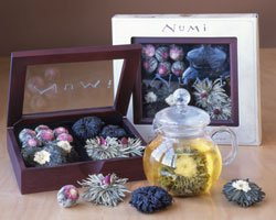 Numi Tea Velvet Flowering Tea Chest 12-count chest