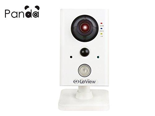2-Pk.LaView  Panda LV-PC902F2-W IP Camera