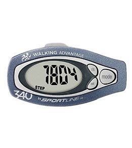 Cheap Sportline Step & Distance (340) Pedometer (B009E17BNA)