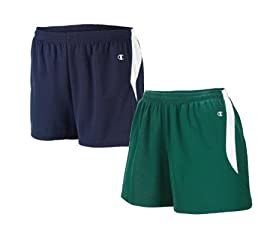 Champion T200 Men's and TW71 Women's Double Dry Track Shorts (Call 1-800-234-2775 to order)