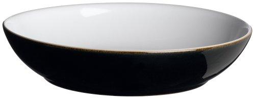 Denby Jet Black Pasta Bowl 21.5 cm