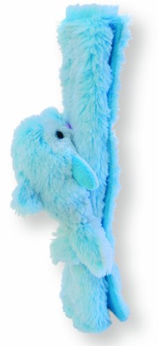 Puzzled Dolphin Super-Soft Plush Seat Belt Cover - 1
