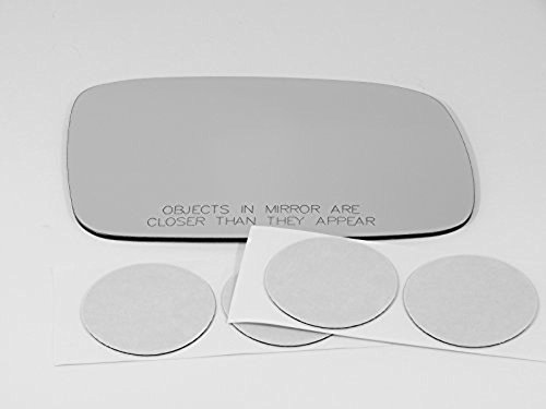 02-03 Lexus ES300, 04-06 ES330, 98-05 GS300, 01-05 GS430, Right Passenger Convex Side Mirror Glass Lens, Direct Fit-Over Option for Auto-Dimming Mirrors (Mirror Does Not Auto Dim) USA