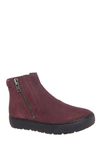 Bree Mid Top Platform Sneaker
