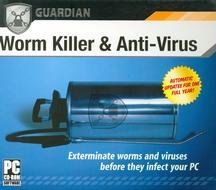Guardian Worm Killer Jewel CaseB00016QMDW : image