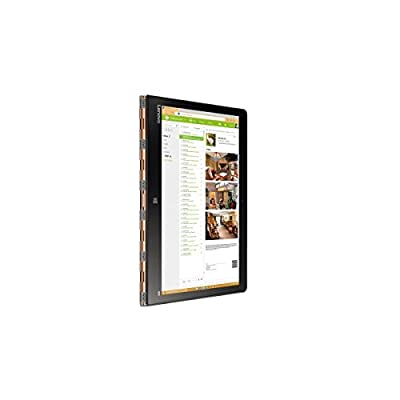 Lenovo Yoga 900 80MK005FIN 13.3-inch Laptop (Core i7-6500U/8GB/512GB/Windows 10 Home/Integrated Graphics), Champagne...