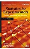 George E. P. Box Statistics for Experimenters: Design, Innovation, and Discovery (Whiley Series in Probability and Statistics)