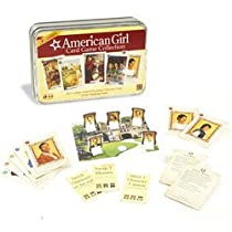 Groovy Kid Gear - American Girl Game 3-in-1 Tin