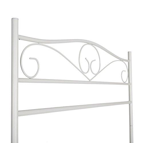 songmics h he 173cm metall antik kleiderst nder. Black Bedroom Furniture Sets. Home Design Ideas