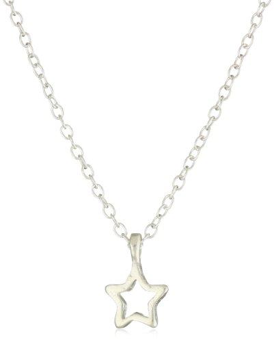gorjana Silver Star Charm Necklace