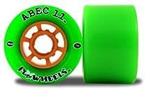 Abec 11 Longboard Wheels Flywheel Green 83mm 78a (Set of 4)