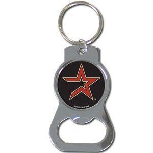 MLB Houston Astros Bottle Opener Key Chain (Houston Astros Bottle Opener compare prices)