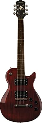 Washburn WIN14 Idol Series Electric Guitar - Walnut Stain