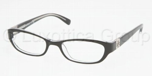 Tory Burch Tory Burch TY2009 Eyeglasses (541) Black/Crystal 50mm