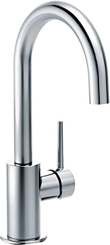 Delta Faucet 1959LF Trinsic Single Handle Bar/Prep Faucet, Chrome (Delta Single Handle Bar Faucet compare prices)
