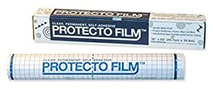 "Protecto Film 18"" X 10Ft Roll"