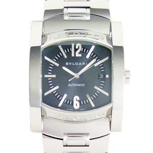 【クリックで詳細表示】ブルガリ アショーマ AA48C14SSDCH ブラック [ 並行輸入品]: 腕時計通販