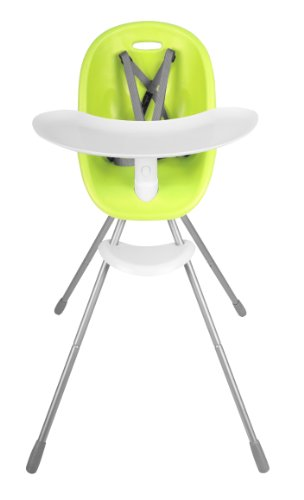 Phil&Teds Poppy Highchair, Lime front-792734