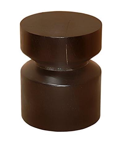 Jeffan Achieva Side Table, Dark Brown