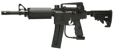 Image #1 of Spyder MRX Paintball