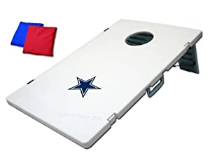 Dallas Cowboys Plastic Cornhole Bean Bag Toss Yard Game by Unknown