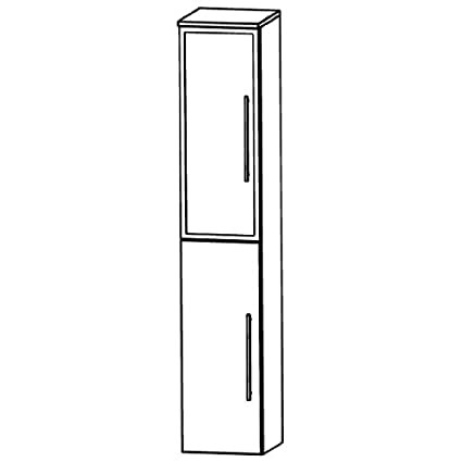 Kera Puris Trends (HNA033B7L / R Tall Cupboard Bathroom Cupboard 30 CM
