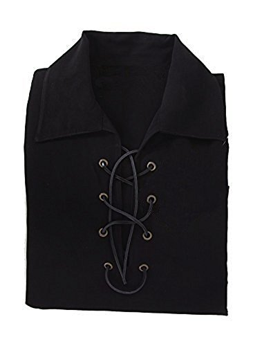 deluxe-jacobite-culloden-jacobean-ghillie-shirt-black-own-brand-7-sizes-available