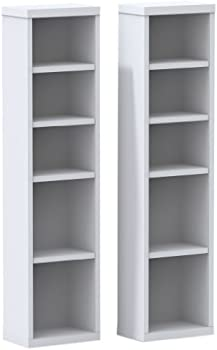 Set of two Nexera Liber-T Storage Towers