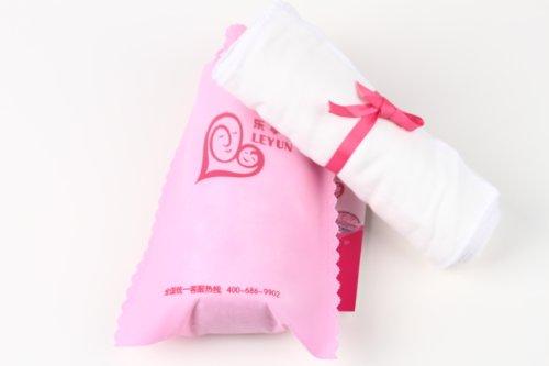 Leyun Pure Cotton Staylace Postpartum Double-Deck Gauze Corset Belt (Single Volume 20Cm*12M) front-430353