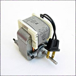 Broan Replacement Vent Fan Motor # 99080176 1.5 Amp, 3000 Rpm, 120 Volts