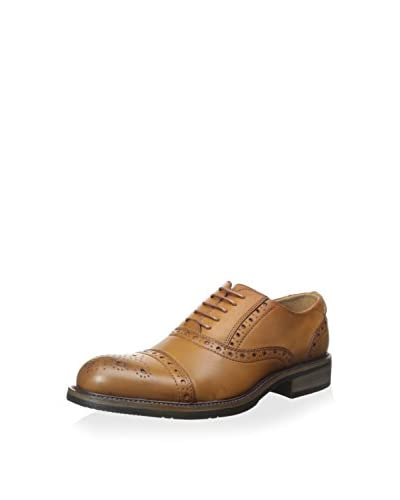 Steve Madden Men's Ziggy Cap-Toe Dress Shoe